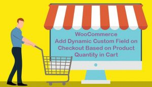 Dynamic Custom Field on Checkout Based on Product Quantity featured