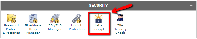 Let's encrypt SSL in Site Ground